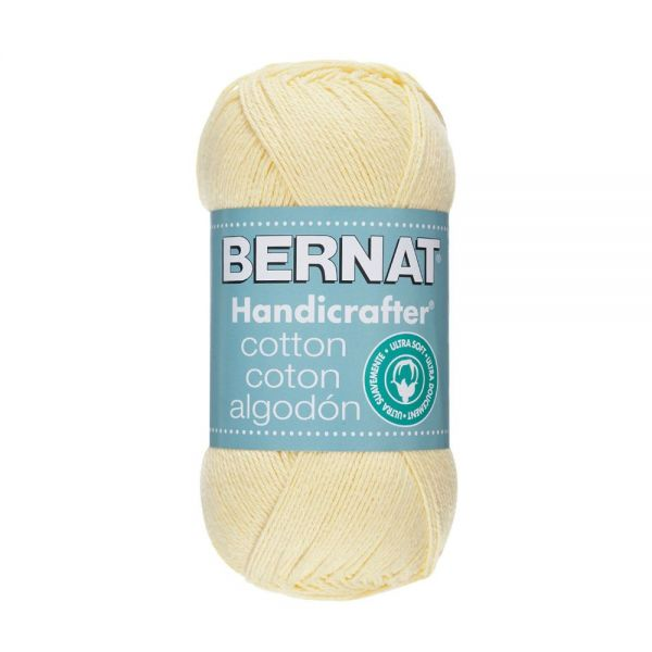 Bernat Handicrafter Cotton Yarn (400 Grams)