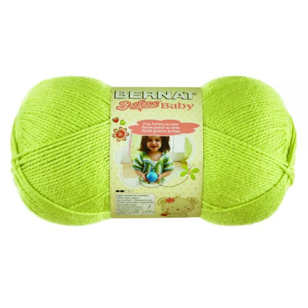 Bernat Softee Baby Yarn - Soft Fern