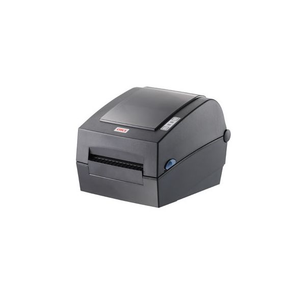 Oki LD630T Direct Thermal/Thermal Transfer Printer - Monochrome - Desktop - Label Print