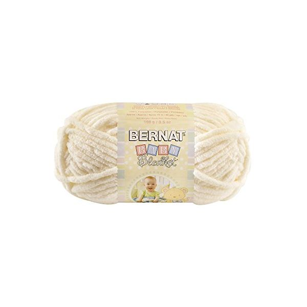 Bernat Baby Blanket Yarn - Vanilla