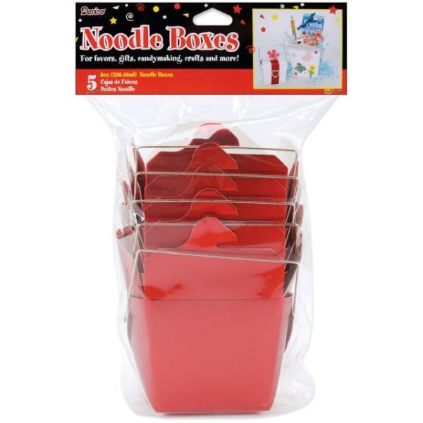 Darice Noodle Boxes