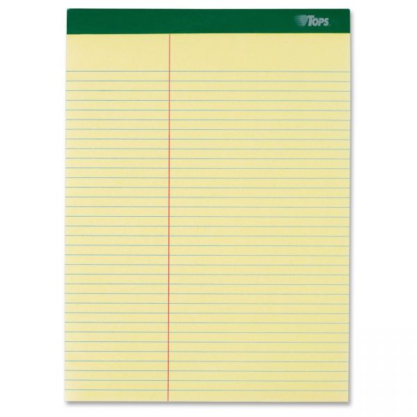 TOPS Letter-Size Legal Pads