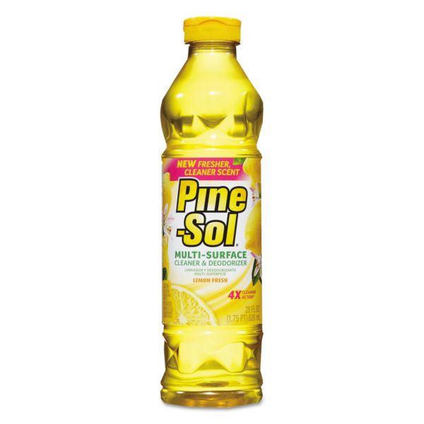 Pine-Sol Lemon Fresh All-Purpose Cleaner