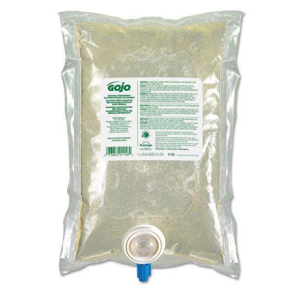 GOJO NXT Green Seal Certified Hand Soap Refills