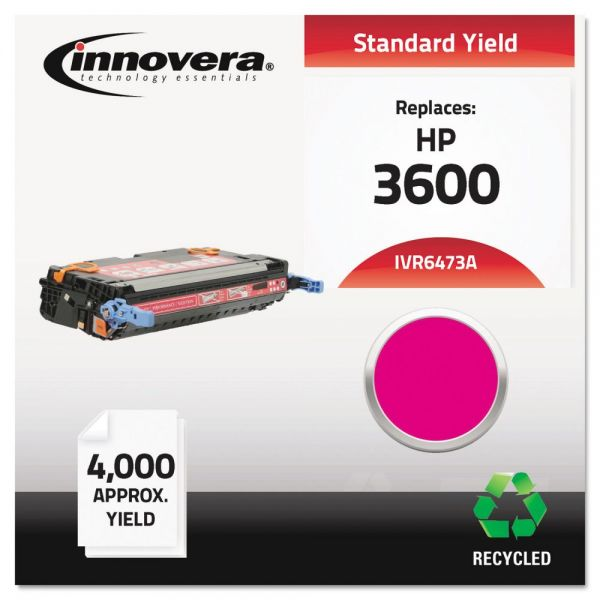Innovera Remanufactured HP 3600 (Q6473A) Toner Cartridge