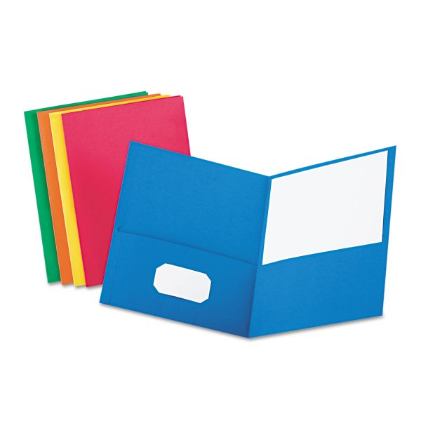 Esselte Two Pocket Folders