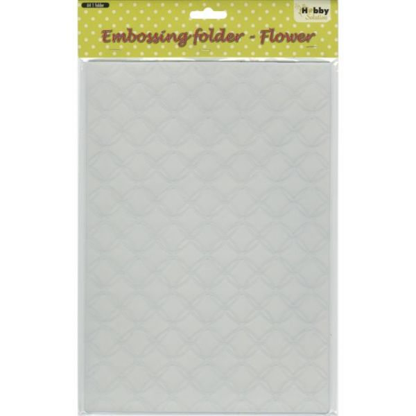 Nellie's Choice Embossing Folder A4