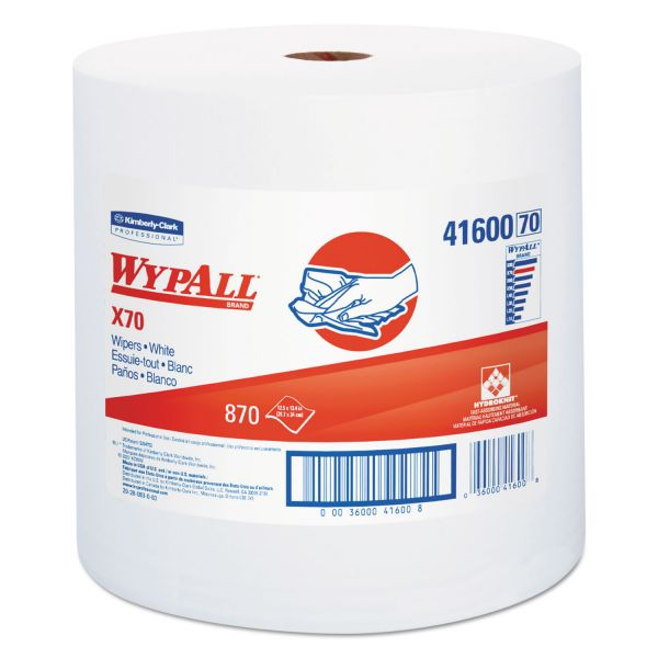 WYPALL X70 Jumbo Roll Wipers