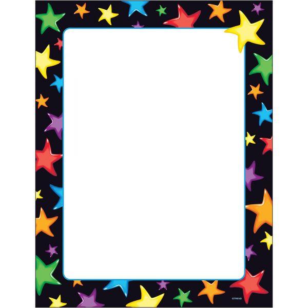 Trend Gel Stars Terrific Paper