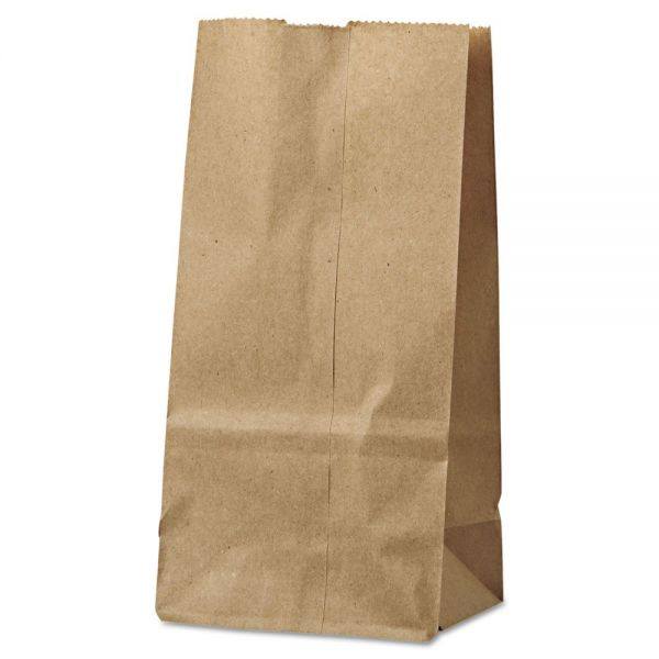 General #2 Brown Paper Grocery Bags