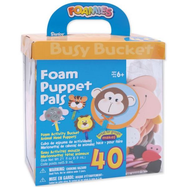 Puppet Pals Foam Activity Kit