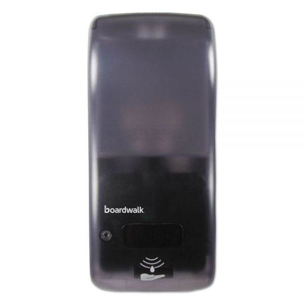 Boardwalk Rely Hybrid Liquid Soap & Hand Sanitizer Dispenser