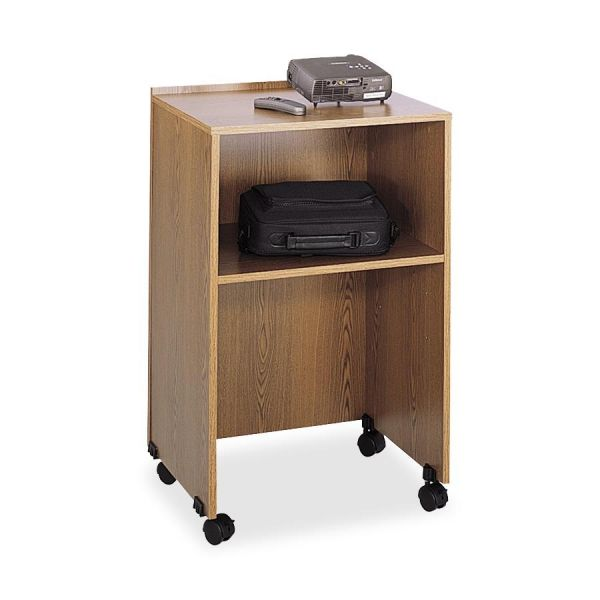 Safco Lectern Media Cart