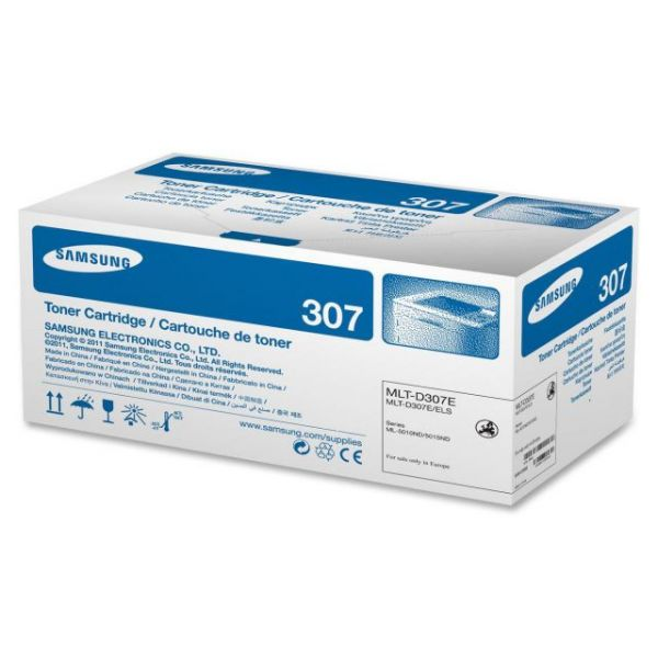 Samsung MLT-D307E Extra High Capacity Black Toner Cartridge