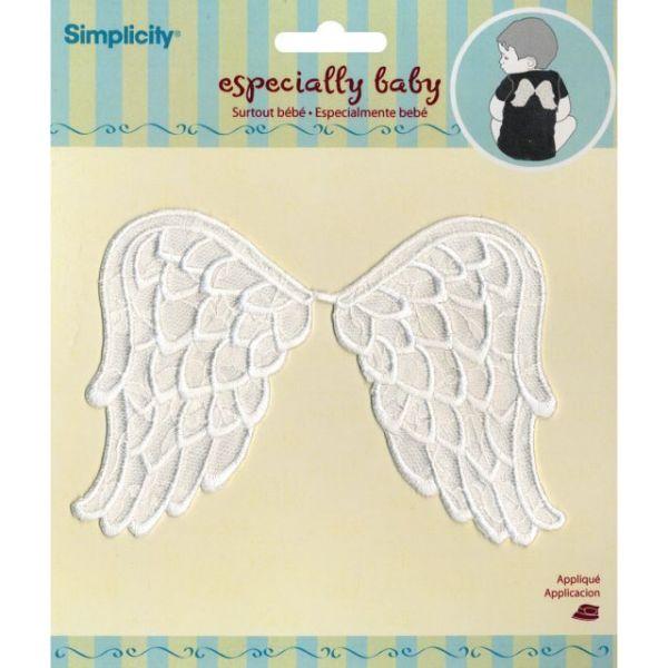 Simplicity Especially Baby Iron-On Applique