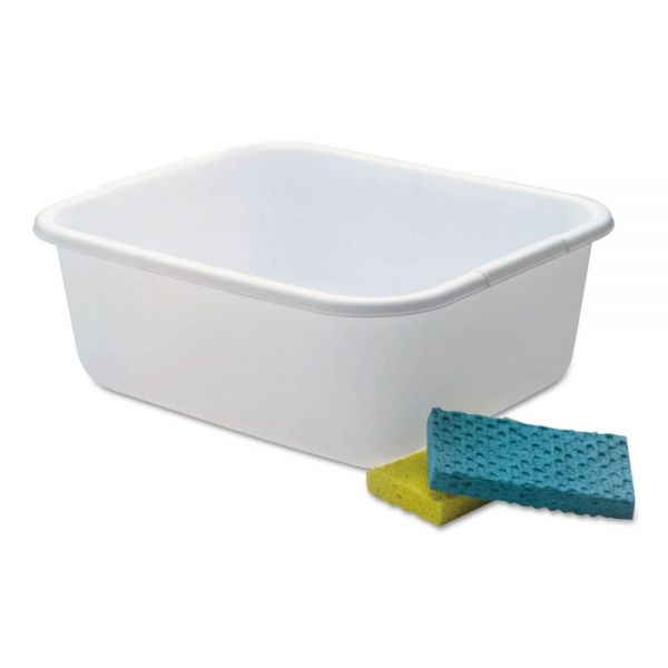 Rubbermaid Microban Dishpans