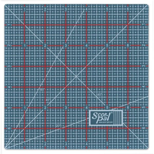 "Reversible Scor-Mat Mini 7""X7"""