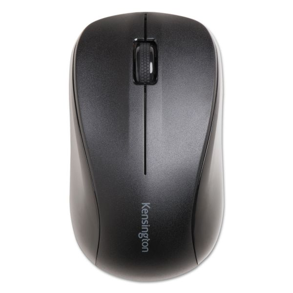 Kensington Wireless Mouse for Life, Left/Right, Black
