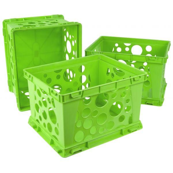 Storex Storex Mini Crate (case of 3)