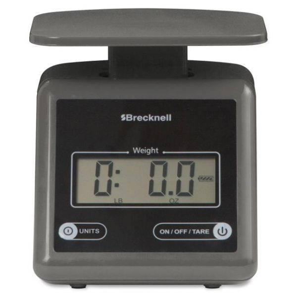 Brecknell PS7 Electronic Postal Scale