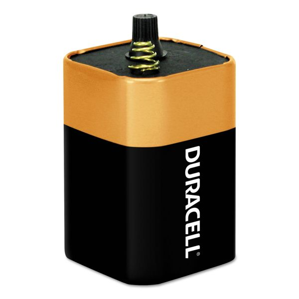 Duracell 6V Coppertop General Purpose Battery