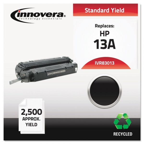 Innovera Remanufactured HP 13A (Q2613A) Toner Cartridge