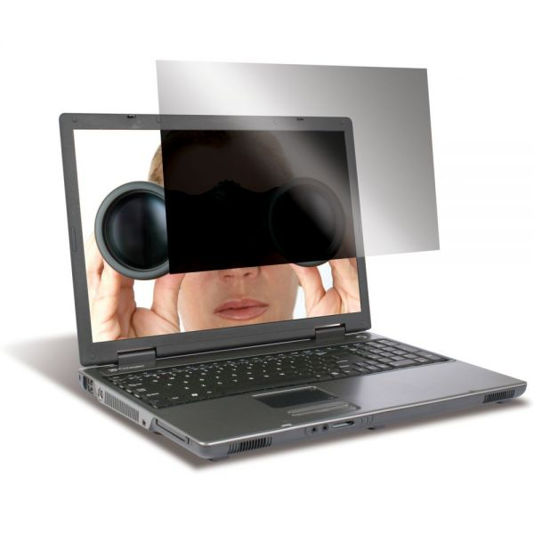 Targus ASF156W9USZ Privacy Screen Filter for Widescreen Notebook Clear