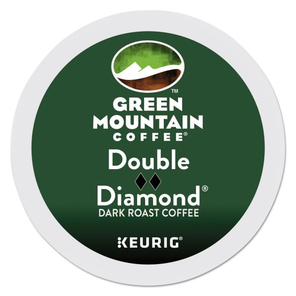 Green Mountain Coffee Double Diamond Extra Bold Coffee K-Cups