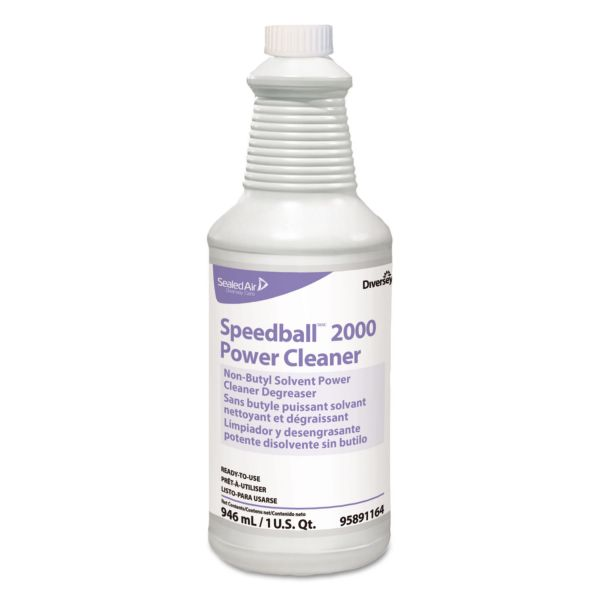 Diversey Speedball 2000 Heavy-Duty Cleaner