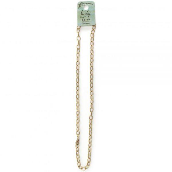 Vintaj Metal Necklace