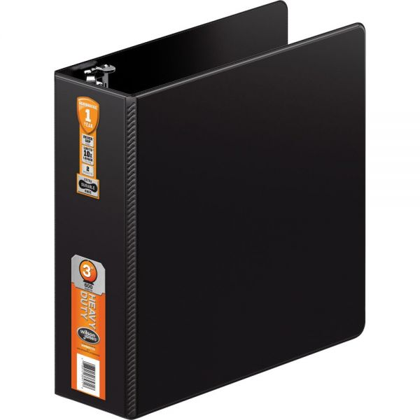 "Wilson Jones DublLock 3"" 3-Ring Binder"