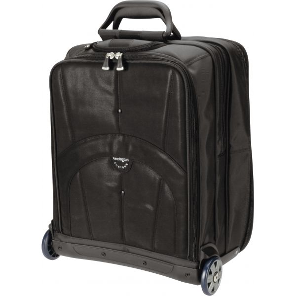 "Kensington Carrying Case (Roller) for 17"" Notebook - Black"