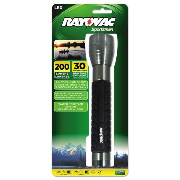 Rayovac Sportsman Xtreme LED Flashlight