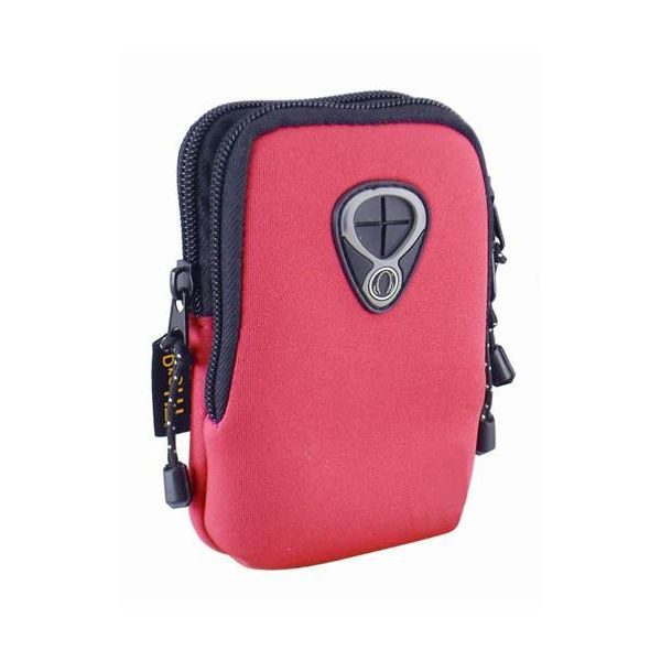 Inland Carrying Case for Camera - Red