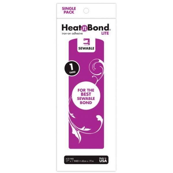 Heat'n Bond Lite Iron-on Adhesive