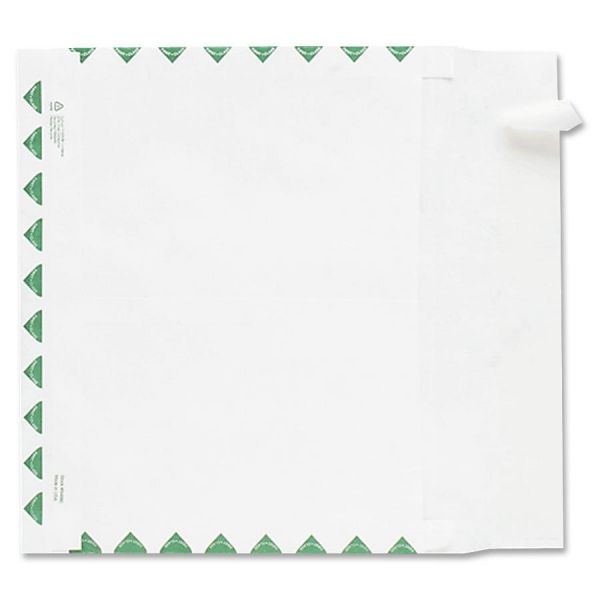 "Quality Park 10"" x 15"" First Class Tyvek Expansion Envelopes"