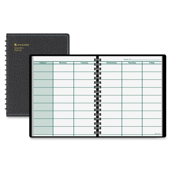 AT-A-GLANCE Teacher's Planner