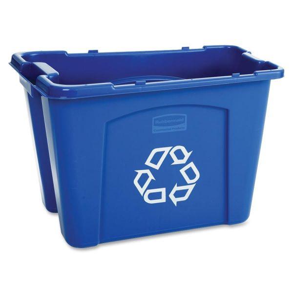 Rubbermaid 14-gallon Recycling Box