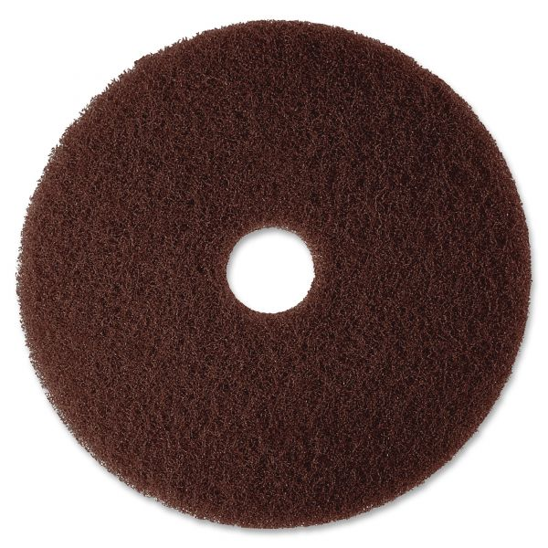 3M Brown Stripper Pad 7100