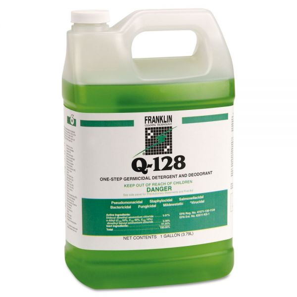 Franklin Cleaning Technology Q-128 Germicidal Detergent