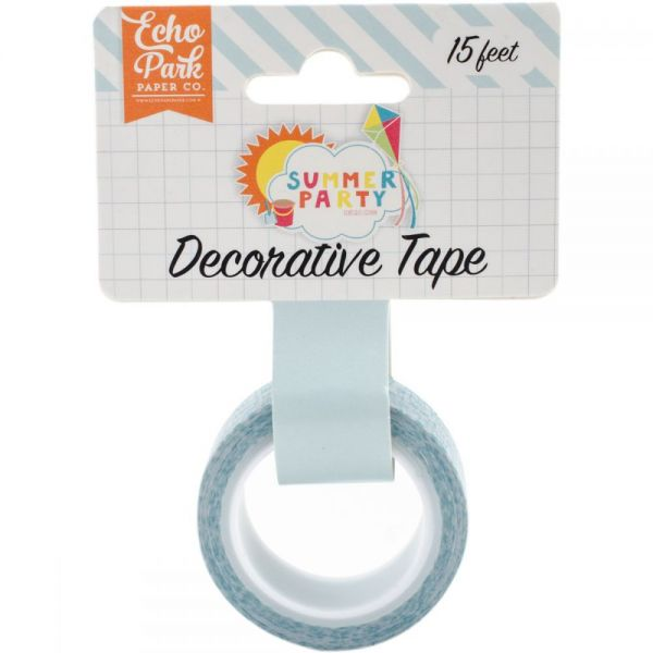 Summer Party Decorative Tape