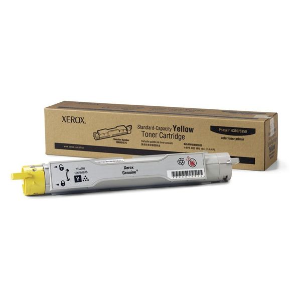 Xerox 106R01075 Yellow Toner Cartridge