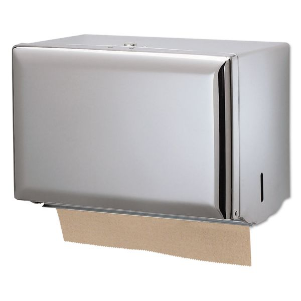 San Jamar Singlefold Paper Towel Dispenser