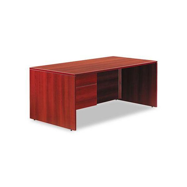 Adaptabilities Single Pedestal Computer Desk