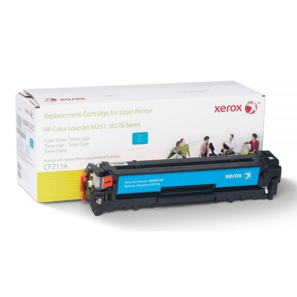 Xerox Remanufactured HP CF211A Toner Cartridge