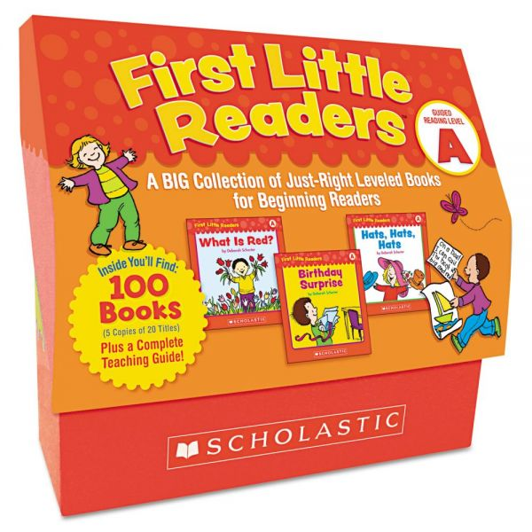 Scholastic First Little Readers Level A