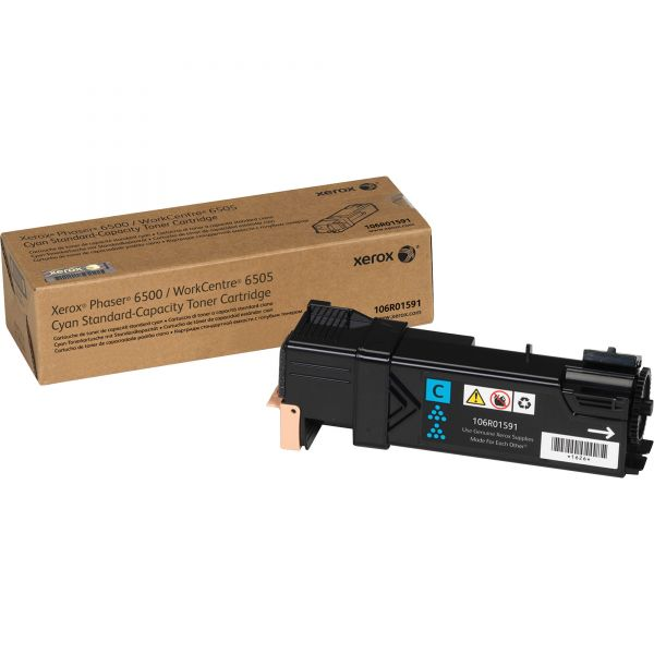 Xerox 106R01591 Cyan Toner Cartridge