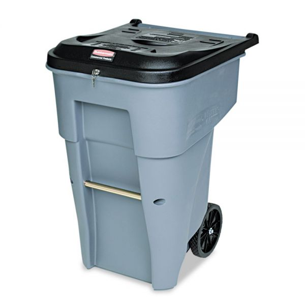 Rubbermaid Commercial Roll-Out Heavy-Duty Waste Container