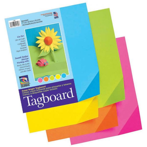 Pacon Superbright Tagboard
