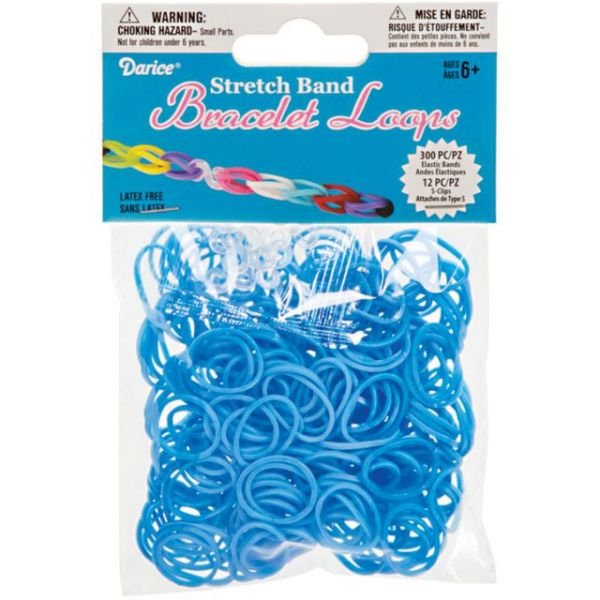 Darice Stretch Band Bracelet Loops